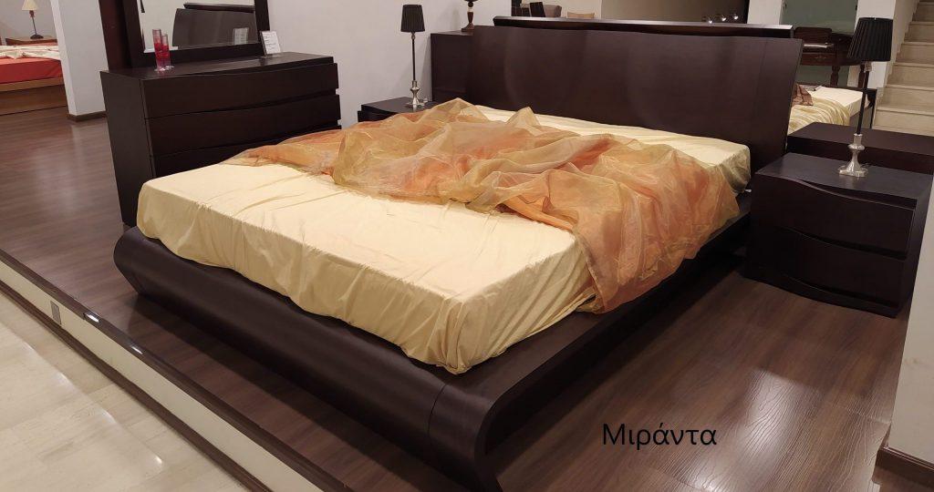 Μιράντα Κρεβατοκάμαρα